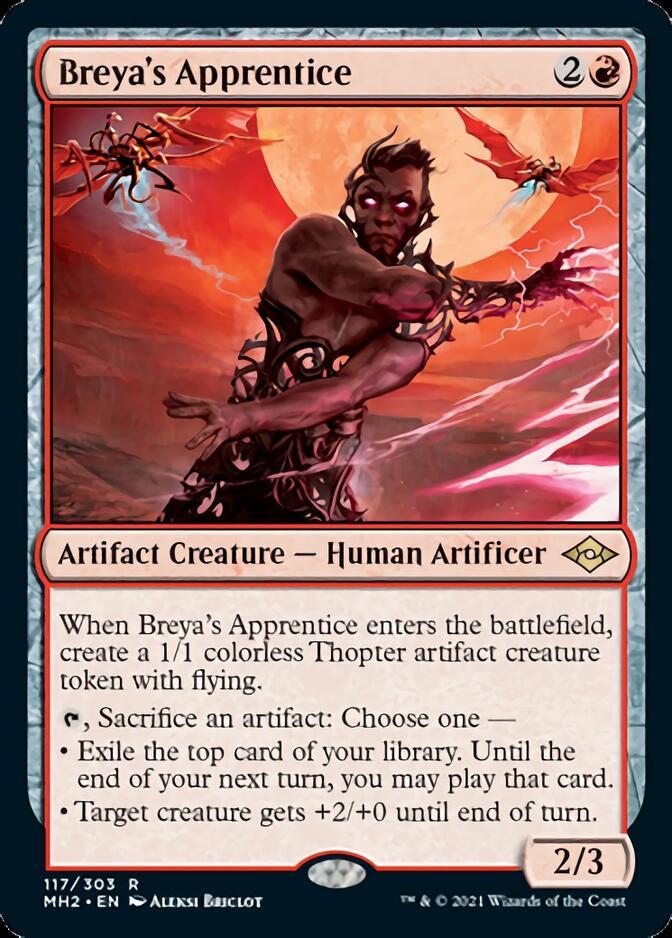 Breya's Apprentice [MH2]