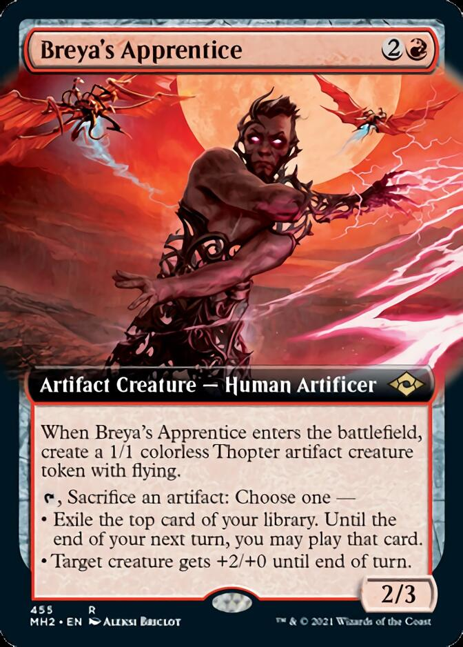 Breya's Apprentice <extended> [MH2]