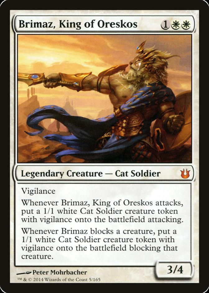 Brimaz, King of Oreskos [BNG]