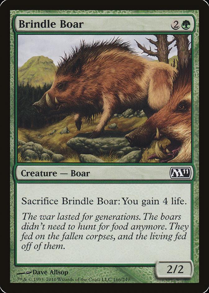 Brindle Boar [M11]