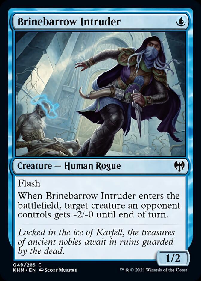 Brinebarrow Intruder [KHM]