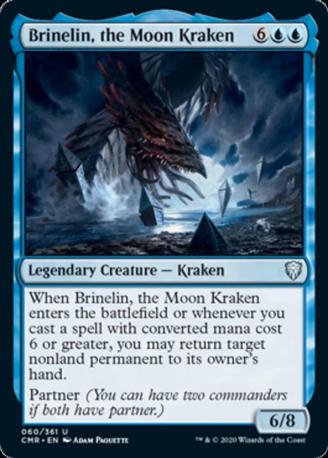 Brinelin, the Moon Kraken [CMR]