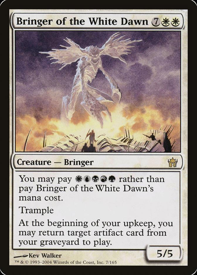 Bringer of the White Dawn [5DN]