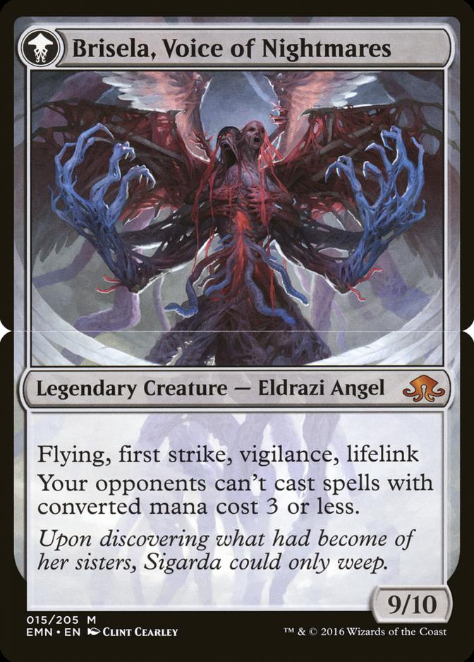 Brisela, Voice of Nightmares [EMN]