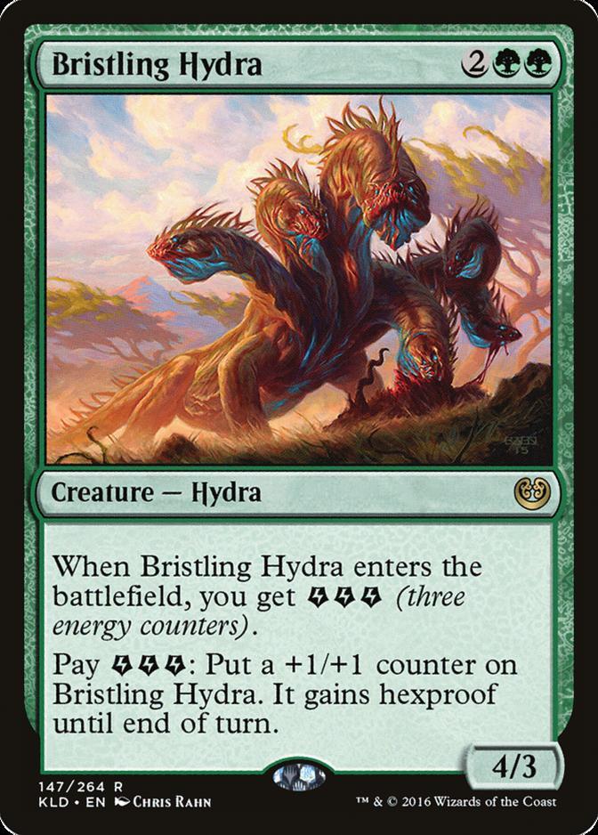 Bristling Hydra [KLD]