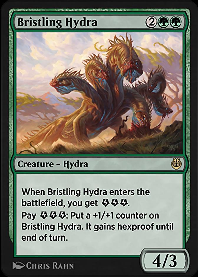 Bristling Hydra [KLR]