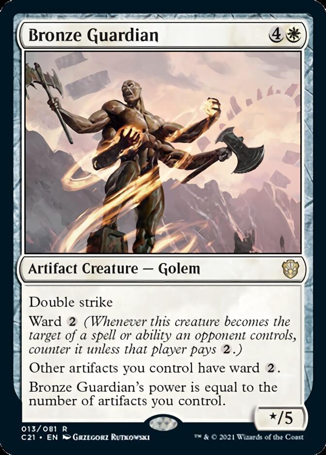 Bronze Guardian [C21]
