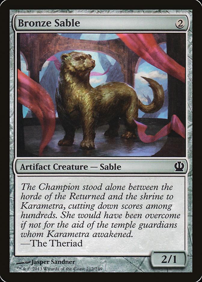 Bronze Sable [THS]