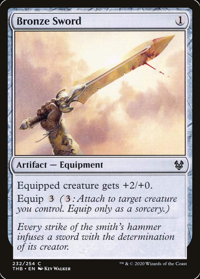 Bronze Sword [THB]