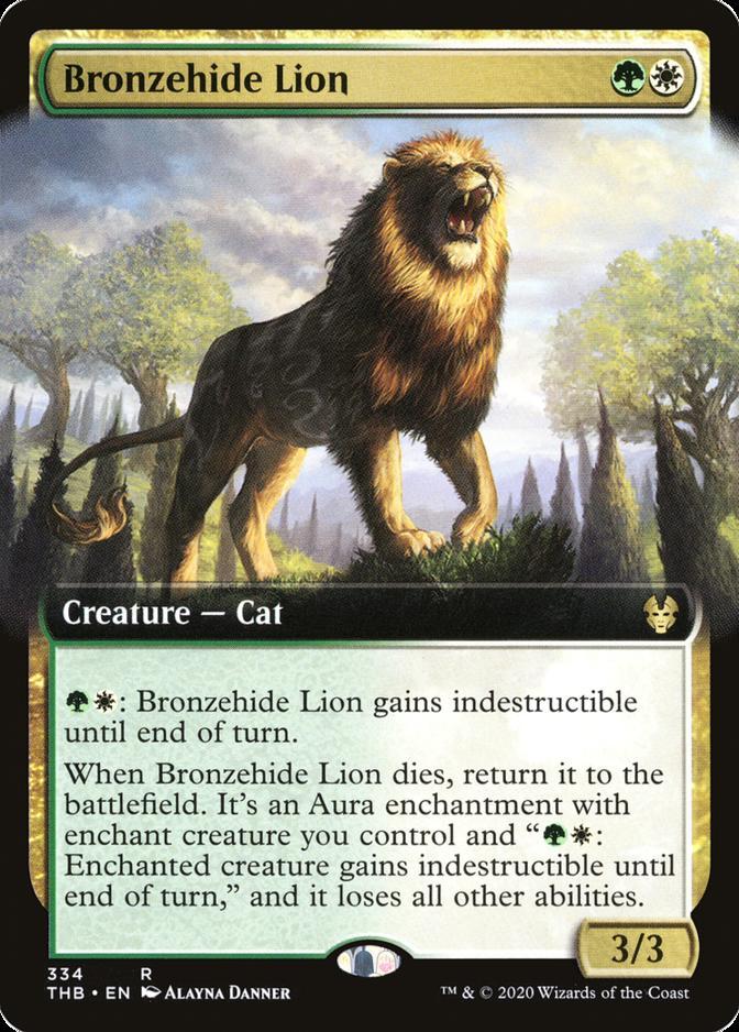 Bronzehide Lion [PTHB]
