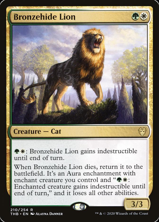 Bronzehide Lion [THB]