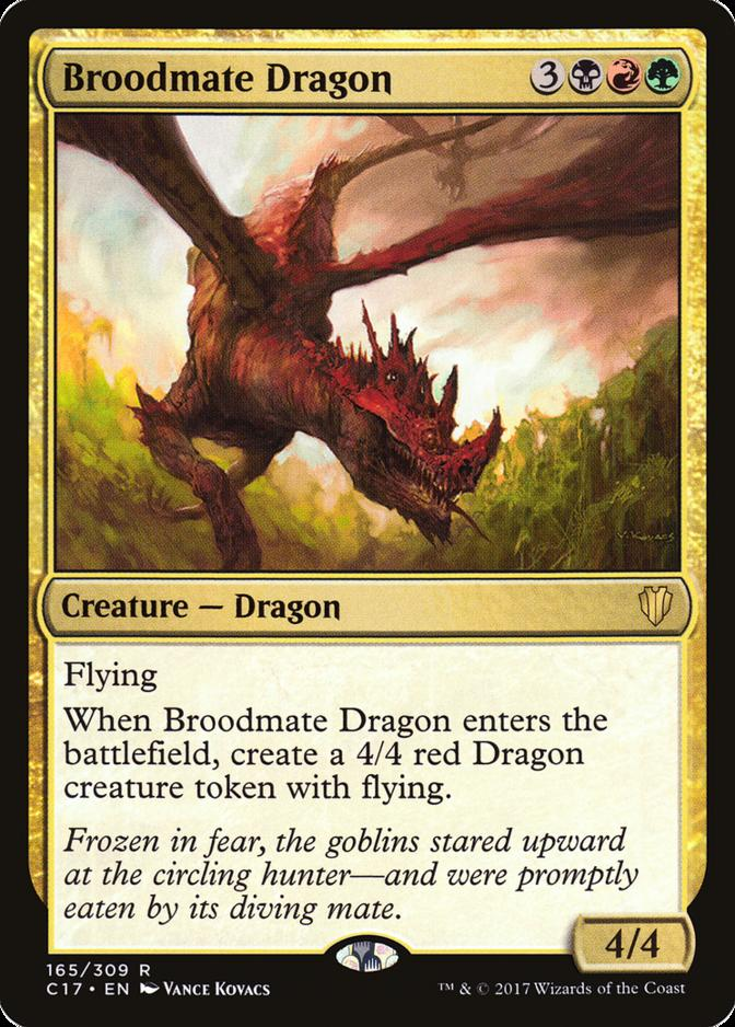 Broodmate Dragon [C17]