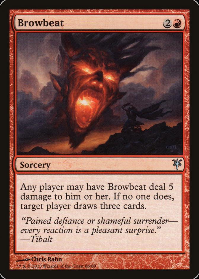 Browbeat [DDK]