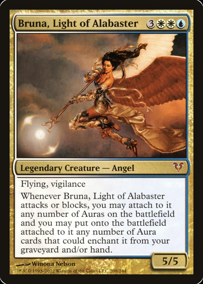 Bruna, Light of Alabaster [AVR]