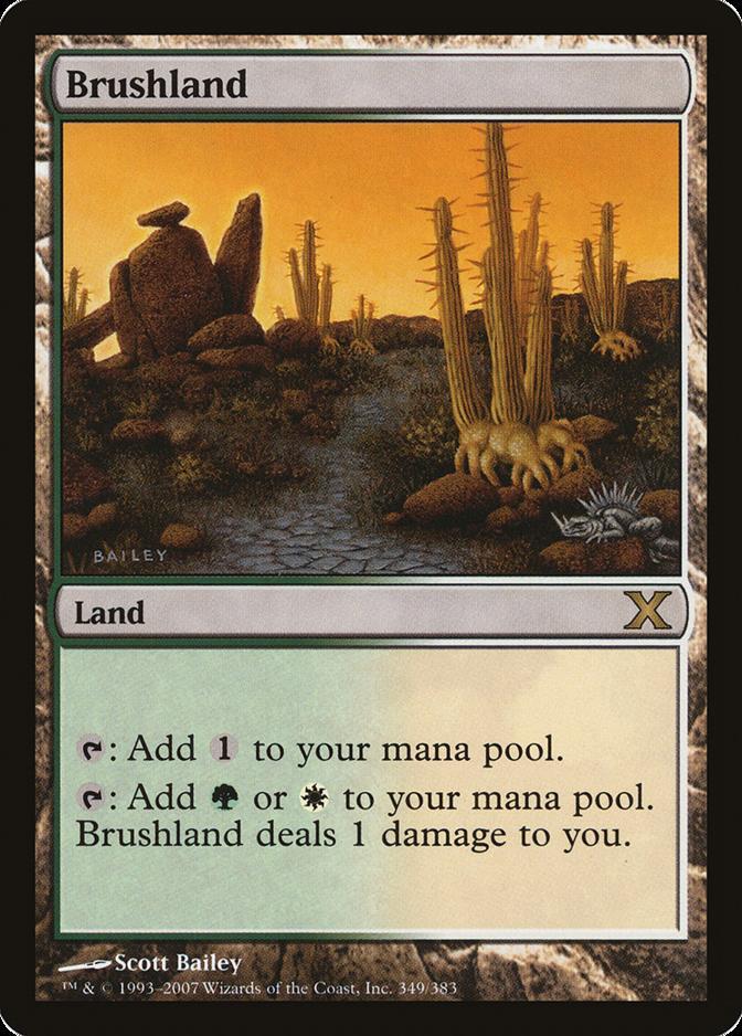 Brushland [10E]