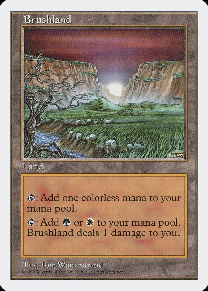 Brushland [5ED]