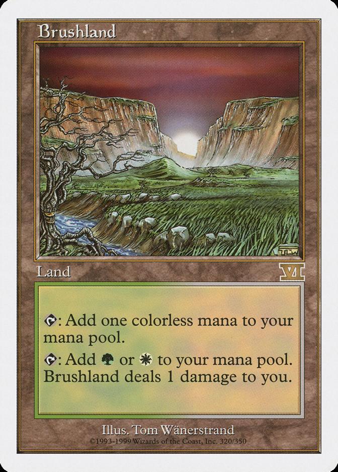 Brushland [6ED]