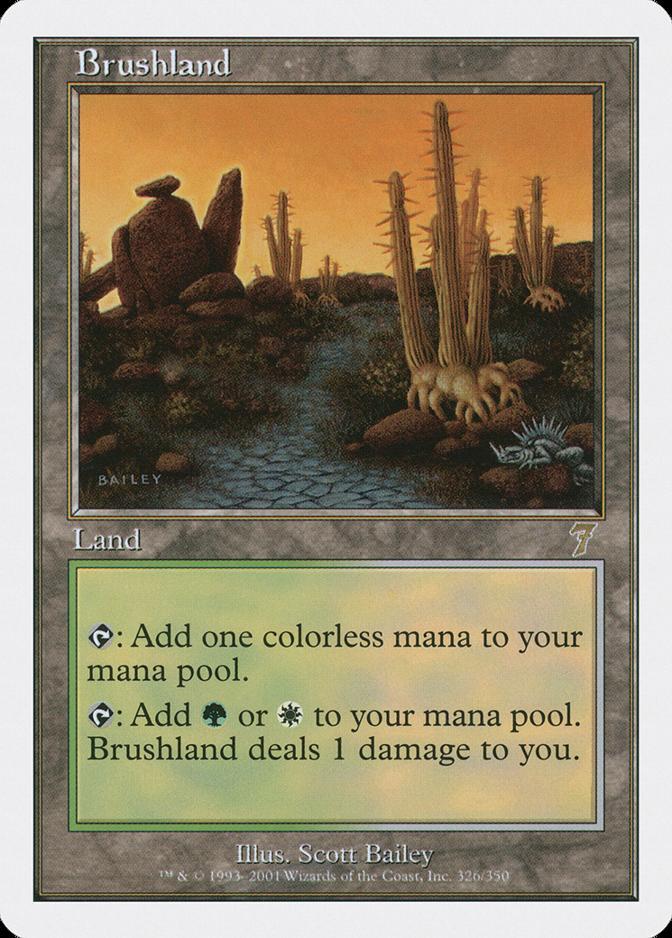 Brushland [7E]