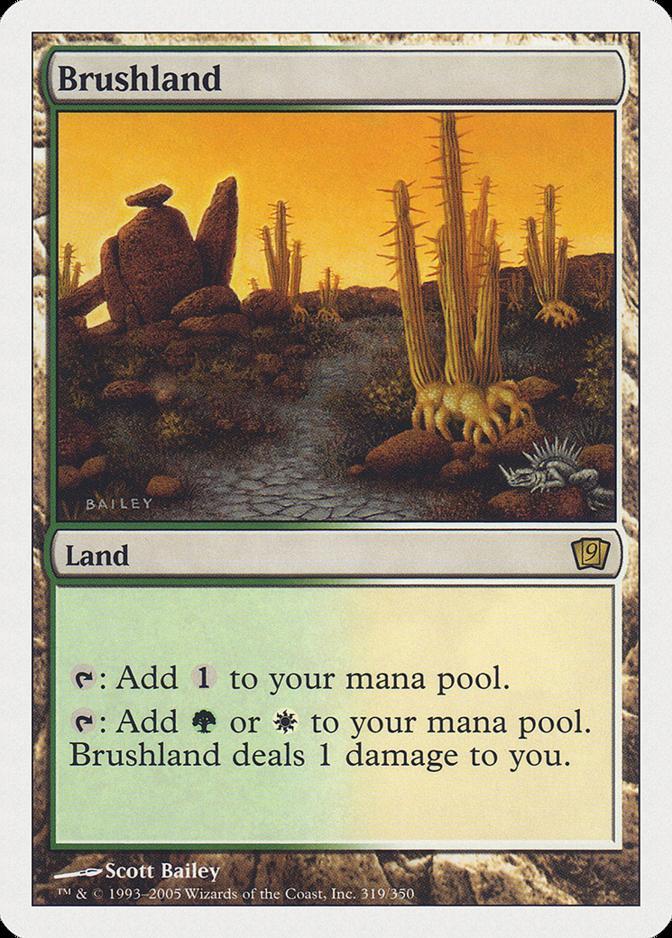 Brushland [9ED]