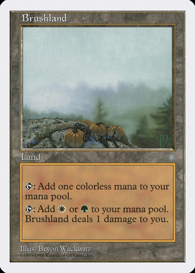 Brushland [ATH]
