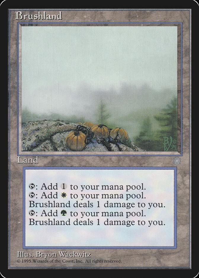 Brushland [ICE]