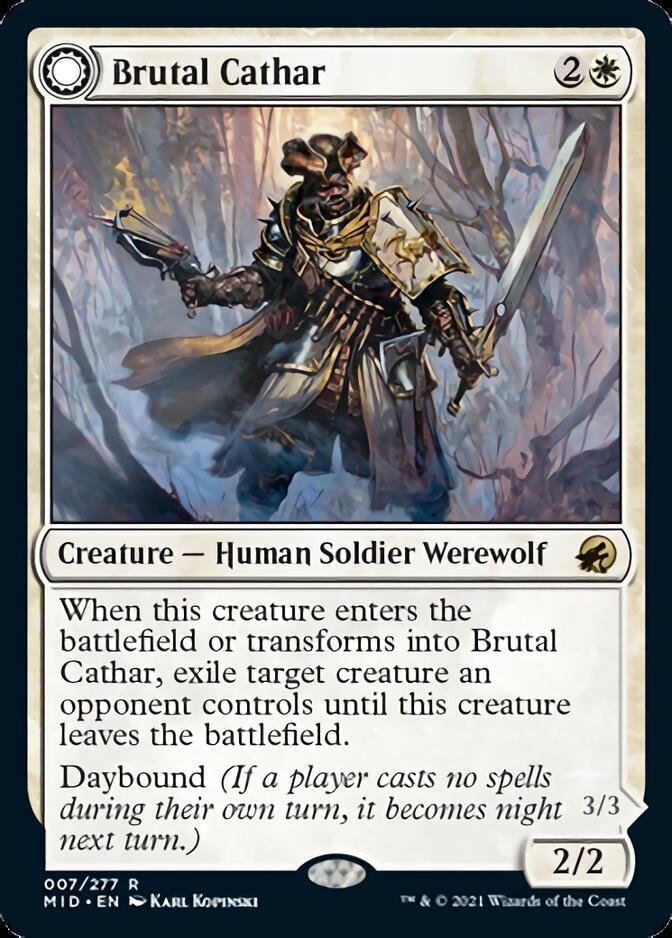 Brutal Cathar [MID]