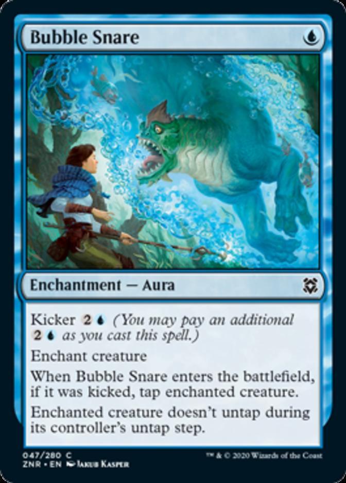 Bubble Snare [ZNR]
