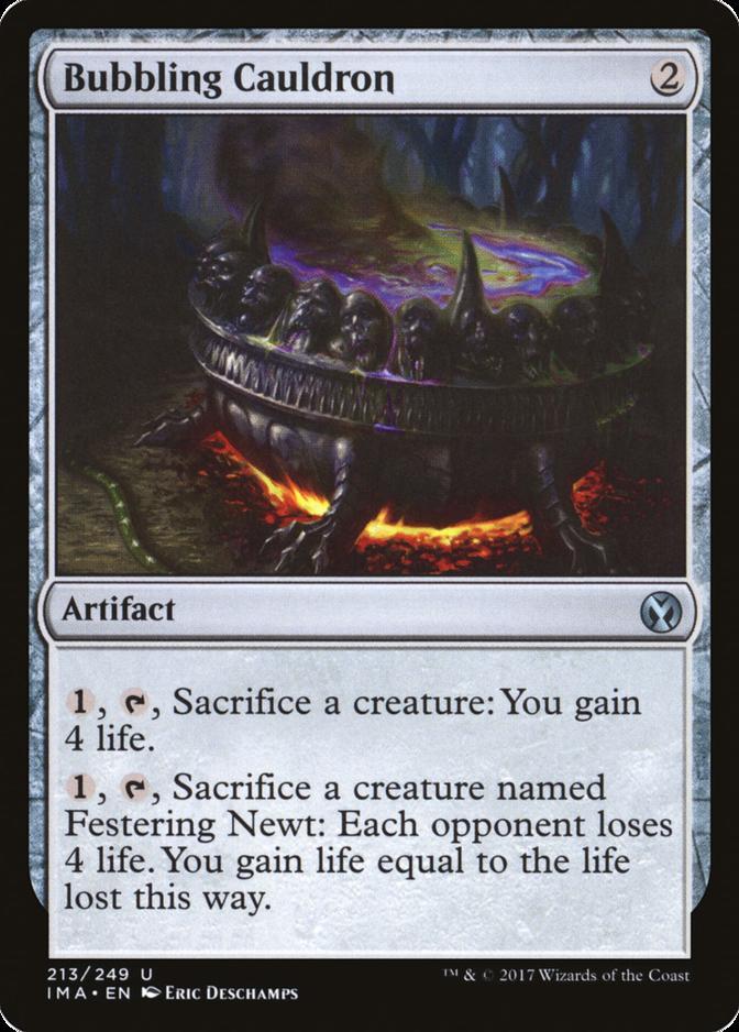 Bubbling Cauldron [IMA]