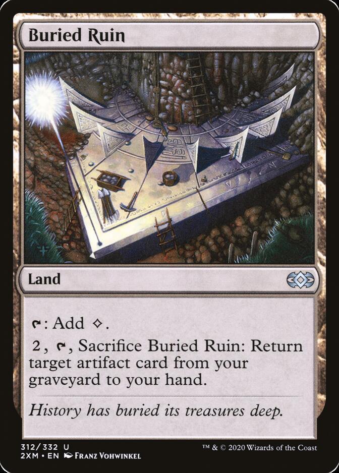 Buried Ruin [2XM]
