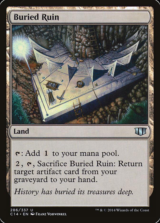 Buried Ruin [C14]
