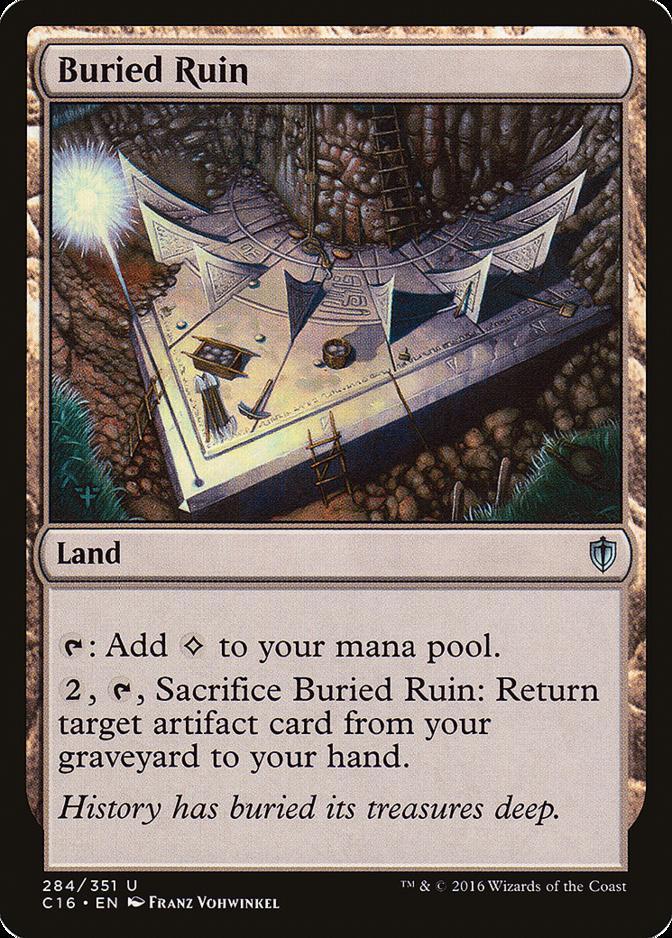 Buried Ruin [C16]