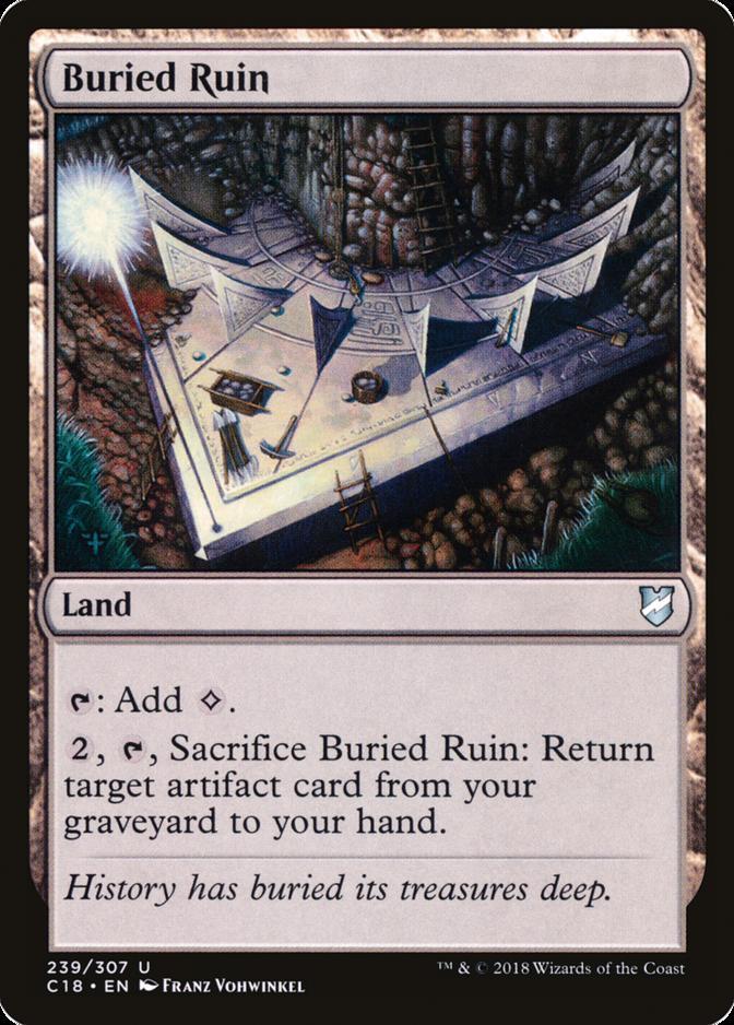 Buried Ruin [C18]
