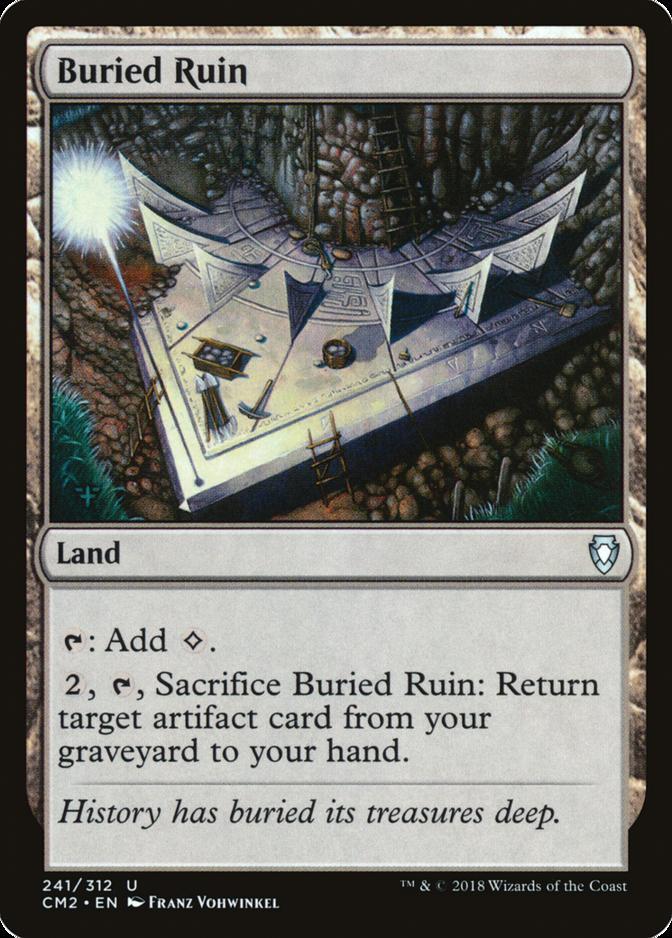 Buried Ruin [CM2]