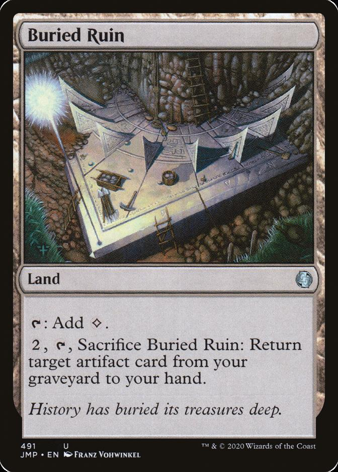 Buried Ruin [JMP]