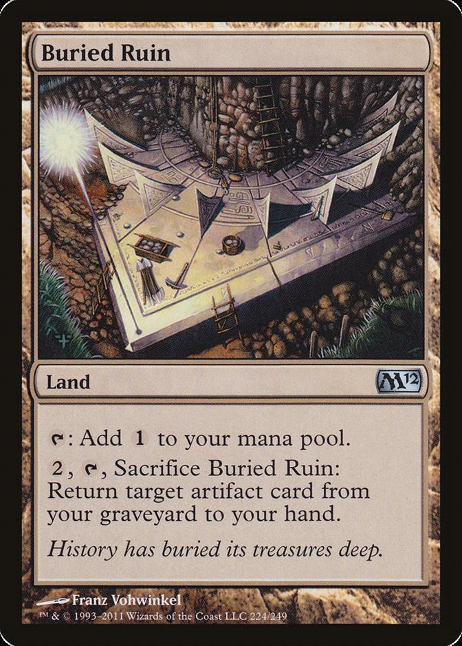 Buried Ruin [M12]