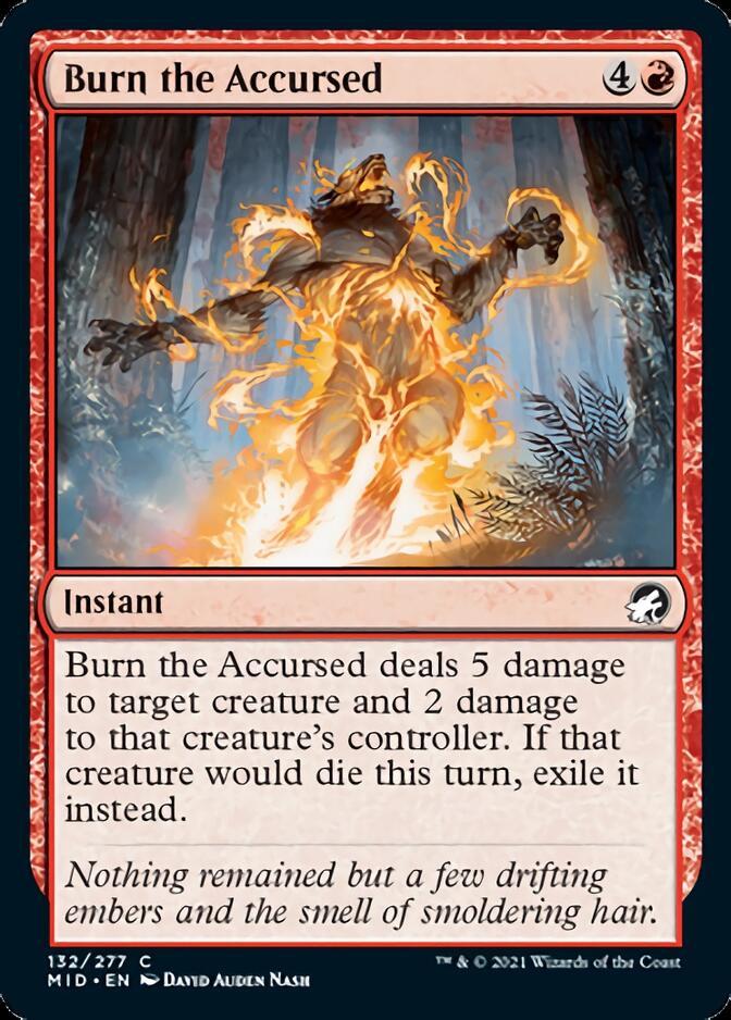 Burn the Accursed [MID]