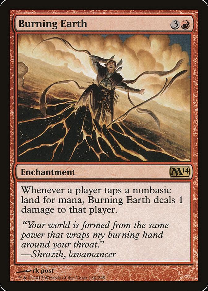 Burning Earth [M14]