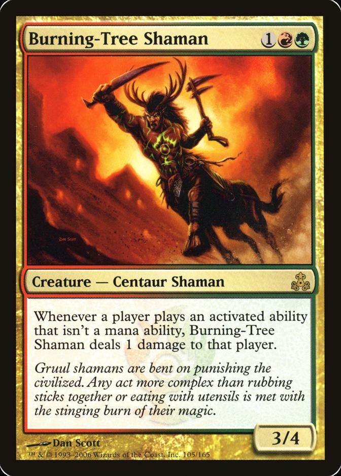 Burning-Tree Shaman [GPT]