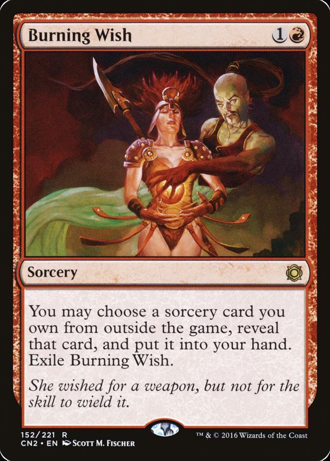 Burning Wish [CN2]