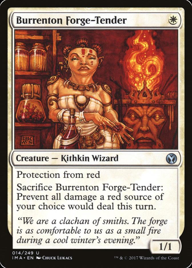 Burrenton Forge-Tender [IMA]