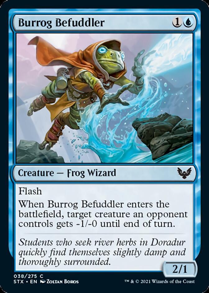 Burrog Befuddler [STX]