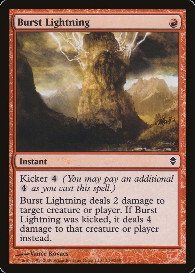 Burst Lightning [ZEN]