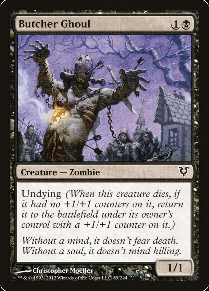 Butcher Ghoul [AVR]