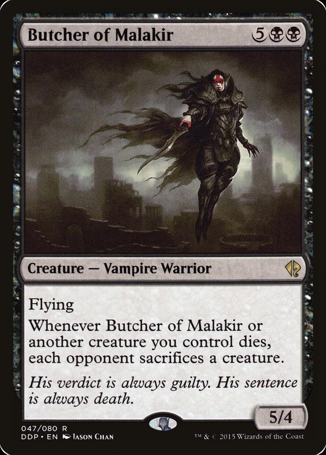Butcher of Malakir [DDP]