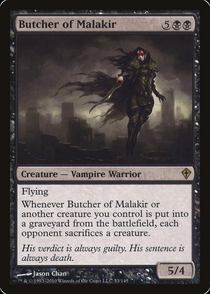 Butcher of Malakir [WWK]