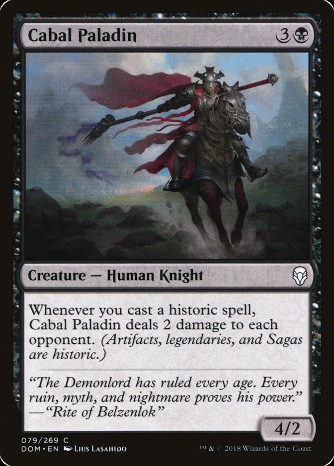 Cabal Paladin [DOM]
