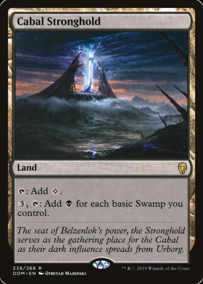 Cabal Stronghold [DOM]