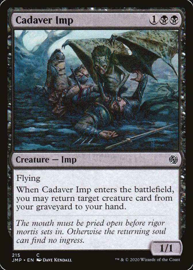Cadaver Imp [JMP]