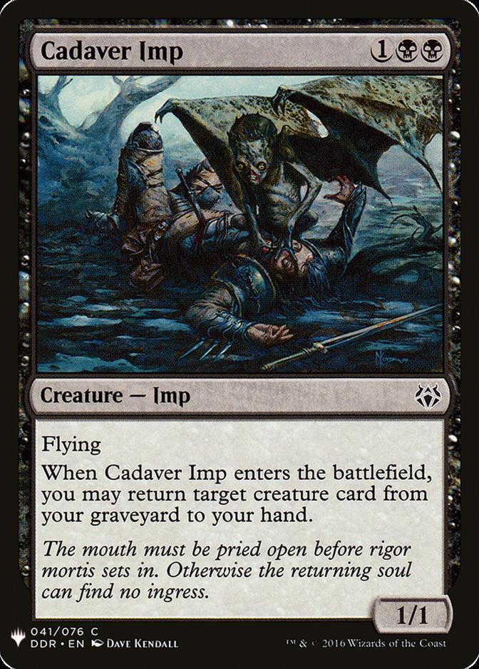 Cadaver Imp [MB1]