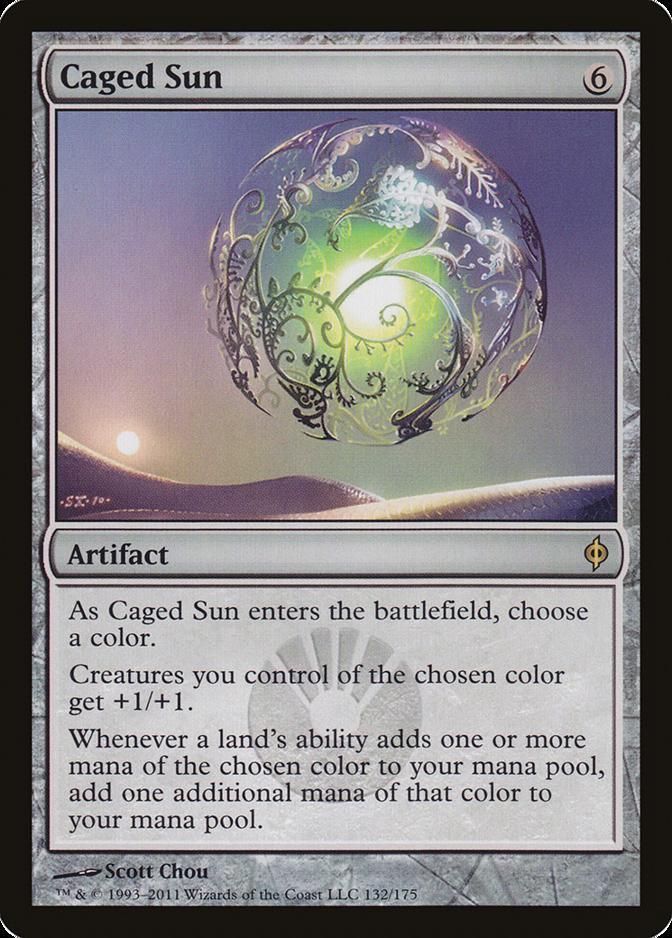 Caged Sun [NPH]